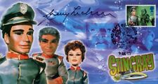 More details for stingray - signed/autographed stamp cover  by gerry anderson