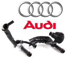 Geniune Audi Engine Crankcase Vent Pressure Control Valve PCV A6 Allroad 2.7 T