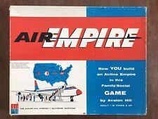 Board Game, Air Empire, Avalon Hill, 1961