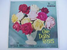 THE MILLS BROTHERS-ONE DOZEN ROSES - RARE LP