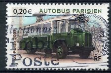 TIMBRE FRANCE OBLITERE N° 3613 AUTOBUS PARISIEN  / Photo non contractuelle