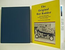 Vintage Hot Rods, Bonneville Salt Flats, Drag Racing, NHRA, Waddill, hardcover