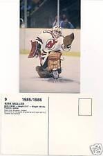 1985-86 New Jersey Devils Postcard Set (10) Chico Resch, Kirk Muller