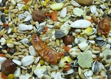 Witte Molen Papagei Premium Plus 15kg Papageienfutter mit Chili ohne Erdnüsse