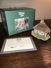 Lilliput Lane - Pipit Toll - Tiny House - Handmade In England - Number 778