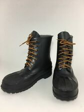 Kamik Industrial Mens Size 9 M Boots Removable Wool Liner Winter Waterproof