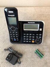 Panasonic KX-TG6841 Expandable Digital Cordless Phone System