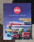 SIKU Vintage 1995/96 CATALOGUE Brochure Diecast Toy CAR Rare32page 1995 GERMANY