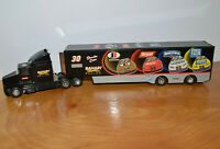 "VINTAGE DIECAST SEMI TRUCK BAHARI RACING 13.5"" NASCAR TOY 1998 RACING CHAMPIONS"