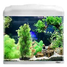 Aquarium Landscape Ornament Plastic 18-inch Tall Tree Fish Tank Decoration