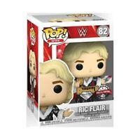 RIC FLAIR DIAMOND GLITTER EXCLUSIVE FUNKO POP WWE WRESTLING #82 PRE ORDER 2021