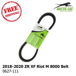 OEM Arctic Cat Drive Belt 0627-111 2018-2020 ZR XF Riot M 8000