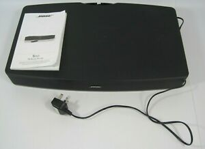 Bose Solo TV Sound System Model 410376 with Operating Guide *No Remote Control*