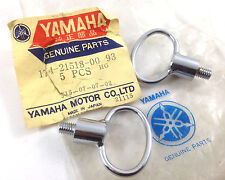 Genuine Yamaha HS1 YAS1 AS2 YL2 LS2 RS RD250 RD350 Front Fender Cable Holder NOS