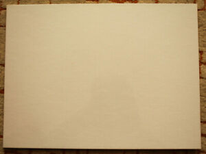 "Winsor & Newton Artists' Cotton Canvas Board 16"" x 12"" 406 x 305mm -New & Sealed"