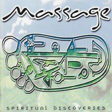 Massage-Spiritual Discoveries (The World of Massage) CD NEUF + neuf dans sa boîte!