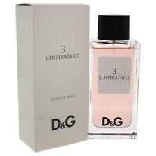 Dolce & Gabbana 3 L'Imperatrice EDT Spray 3.3 oz Ladies Fragrance