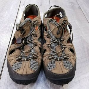 Merrell Vibram Chameleon 3 Plexus Sandal Shoes Mens 14 US 13 UK Dusty Olive