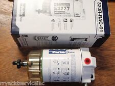 FUEL FILTER RACOR GAS 62 320RRAC01 60GPH 10MICRON OUTBOARD S3227 ELEMENT EBAY