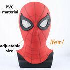 Cosplay Spiderman Homecoming Mask Superhero Peter Parker Mask Halloween Props