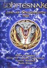 Live at Donington 1990 WHITESNAKE 2 CD + DVD