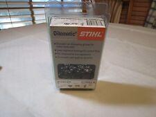 """Stihl Oilomatic saw chain 12"""" 61 PMMC3 44 .043"""" 3/8 picco mini 3610 005 0044 NOS"""