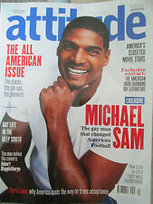 Attitude Magazine - Issue 269 the all american issue May 2016