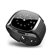Wireless Smart Bluetooth Watch Phone Mate For Motorola Moto E Z G Samsung Note 5