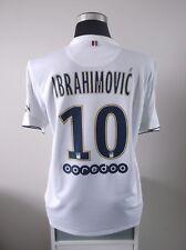 IBRAHIMOVIC #10 Paris Saint Germain PSG Away Football Shirt 2014/15 (L)