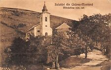 Romania 1920s Ciclova Montană,Caras-Severin /  Banat County,Catholic Church,rare