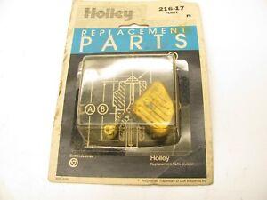 Holley 216-17 Carburetor Brass Float - Carter YF 1-BBL