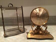 Vintage Heco 400 Day Clock (PARTS OR REPAIR)