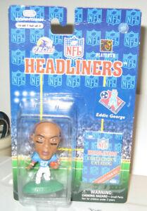 NFL - FOOTBALL - CORINTHIAN - NFL HEADLINERS - EDDIE GEORGE - NEW IN PACKAGE