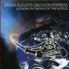 Brian Auger & Oblivi - Looking In The Eye Of The World [New CD] Asia -