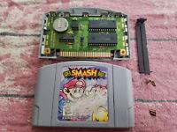 Super Smash Bros. (Nintendo 64, 1999) - N64 - Authentic - Save Function Works!