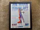Vintage 90's R/C Midwest Extra 300S magazine ad Frame Man Cave Wall Art
