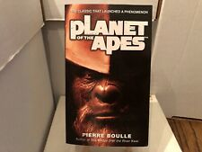 Planet of the Apes : A Novel by Pierre Boulle (2001, Mass Market, Movie Tie-In)