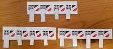 ACTION MAN G I JOE REPRODUCTION 12 x GERMAN HELMET DECALS / STICKERS & FREE GIFT