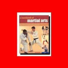 ☆BOOK:MARTIAL ARTS HANDBOOK-TAI KWAN DO+KARATE+AIKIDO+JUJITSU+JUDO+KUNG%FU+MORE!