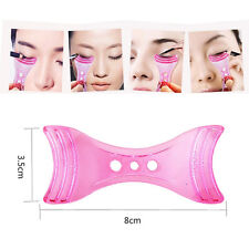 Women Eyebrow Eyeliner Template Stencils Eyeliner Shaper Assistant Makeup Tools
