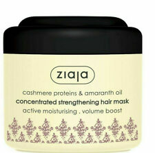 ZIAJA Cashmere proteins & amaranthöl Hair Mask/strapaziertes Hair 200 ML