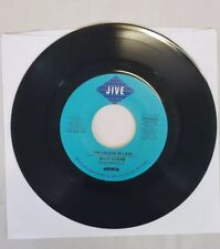 Billy Ocean 45 rpm The Colour Of Love & It's Never Too Late To Try 1988 Jive