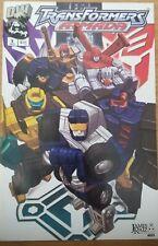 Transformers Armada #5 (December 2002) Dreamwave comics