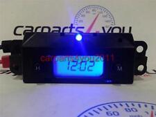 FOCUS MK1 98-04 BLUE LED DIGITAL TIME CLOCK WITH BLUE ALARM LED + FREE UK POST
