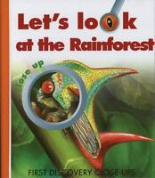 Let's Look at the Rainforest-ExLibrary