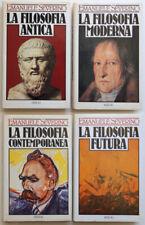 Emanuele Severino La filosofia antica moderna contemporanea futura Rizzoli