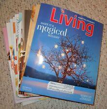 Martha Stewart Living - 2011 (All Issues)