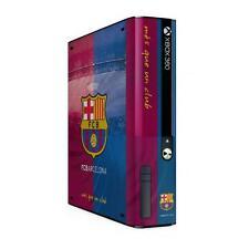 Fc Barcelona Xbox 360 e ir Consola Skin Adhesivo cubierta Oficial