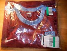 New Aston Villa home Acorns Football Soccer Shirt Jersey 2009/10 BNWT NIKE XL
