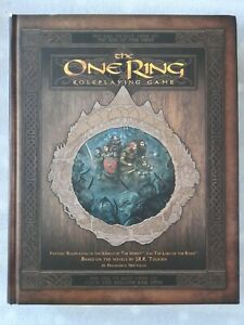 The One Ring RPG Role Playing Game Core Rule Book